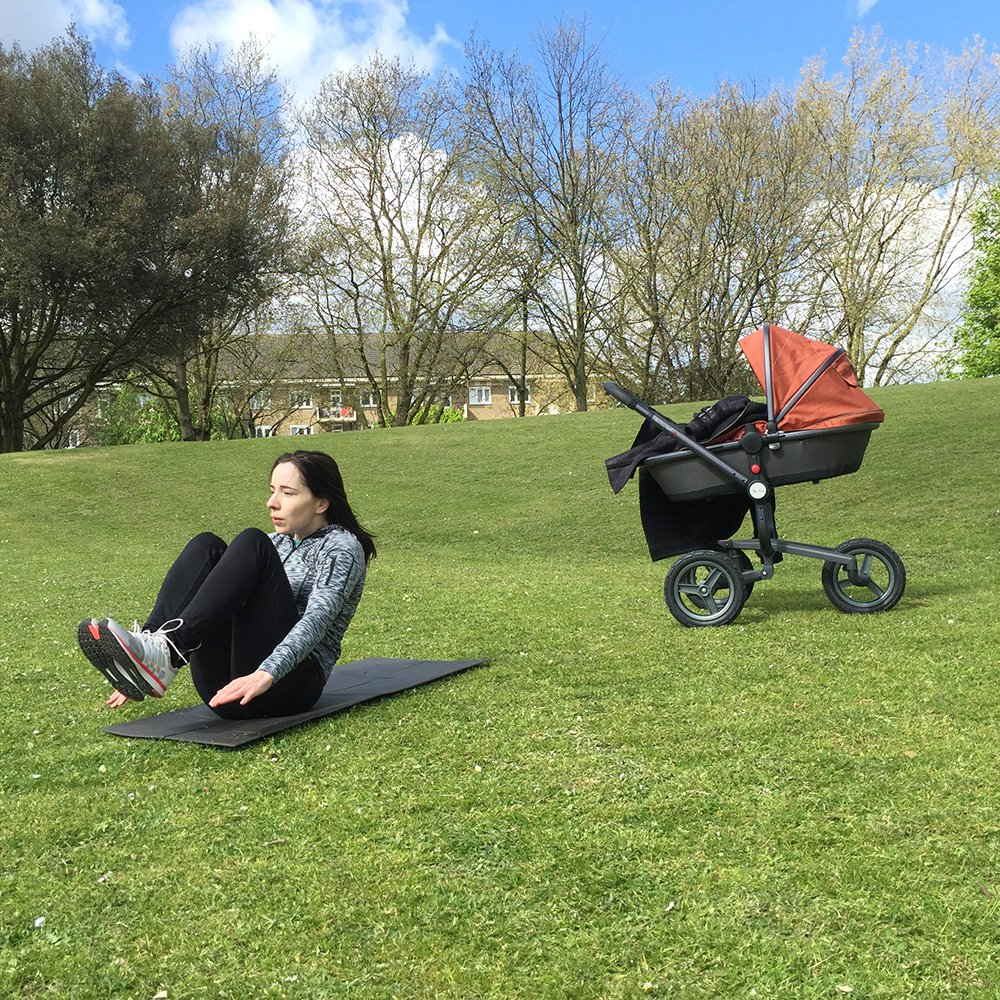 post natal personal trainer london